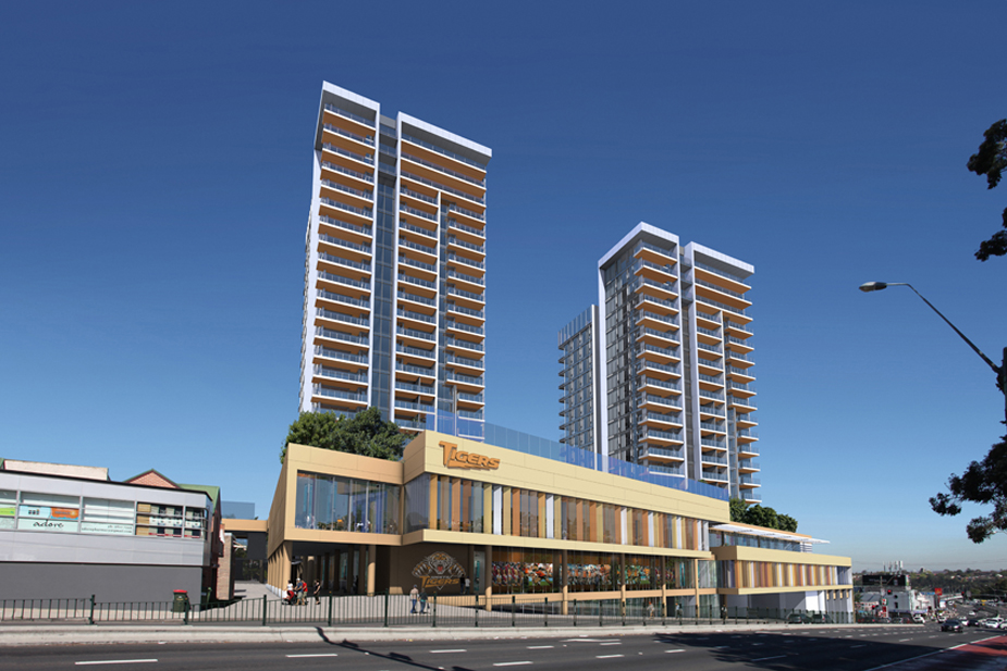 Rozelle Village Development